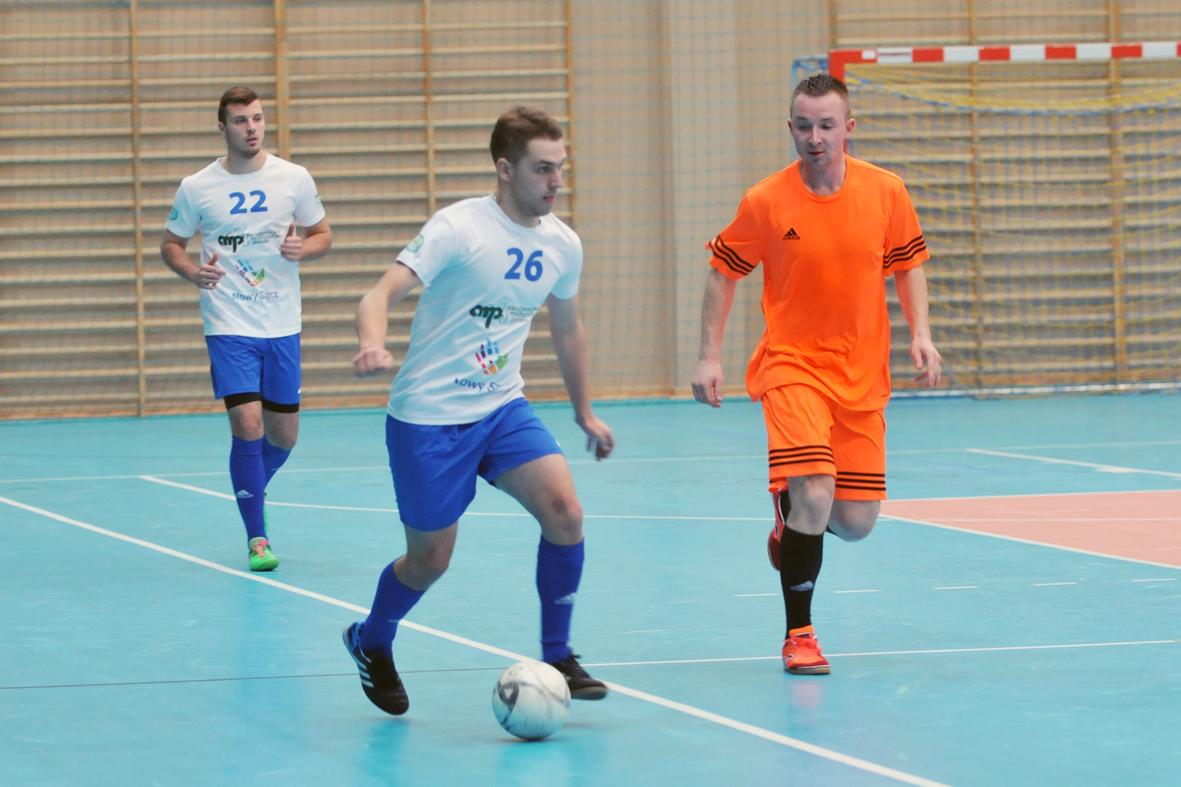 Futsal. Akademickie Mistrzostwa Małopolski