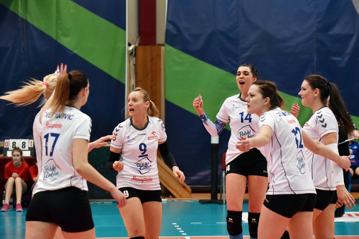 Siatkówka – Puchar Polski kobiet. Wyszarpały wygraną